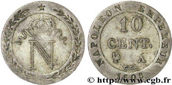 N-19 – Le monete dell'Impero
