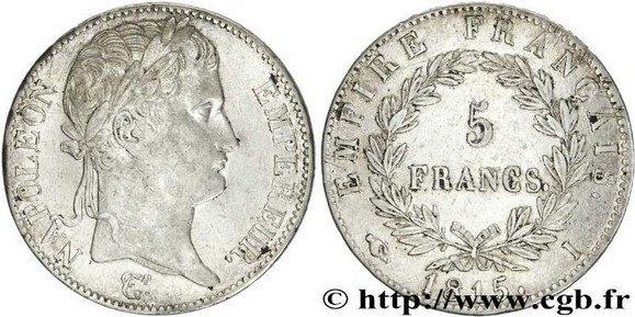 N-22 – Le monete dei Cento Giorni