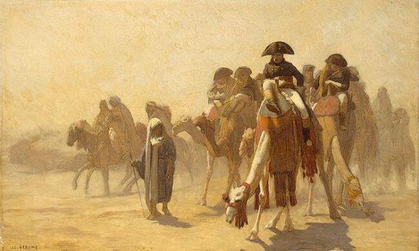 N-09 – La campagna d'Egitto