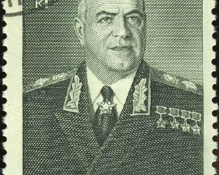La medaglia di Zukov (Russia, 1996)