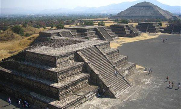 Messico: Teotihuacan, la città degli Dei