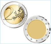 Cipro, 2 euro commemorativo 2017 per la città di Pafo