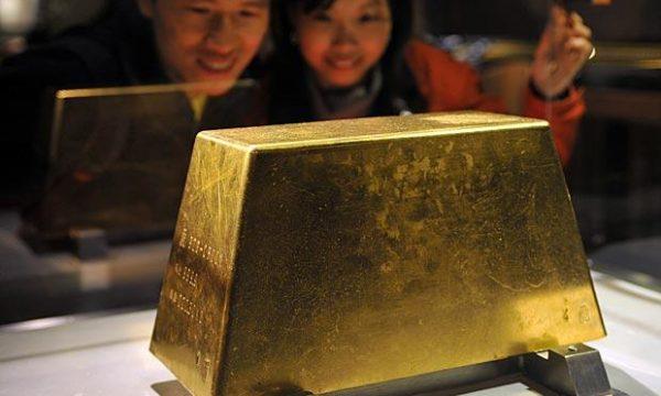 I lingotti d'oro più grandi del mondo