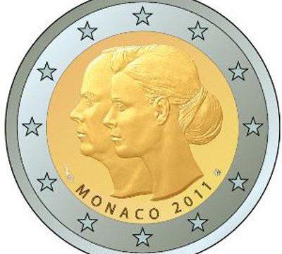 Monaco: 2 euro commemorativo 2011