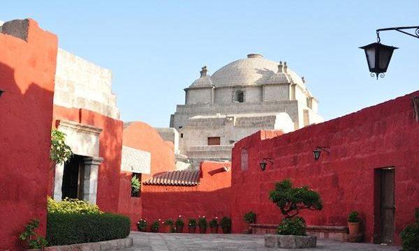 Il monastero di Santa Catalina di Arequipa