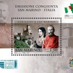 San Marino celebra Garibaldi con un francobollo