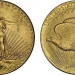 20 dollari 1933: la moneta che non doveva esistere