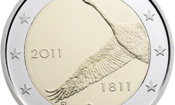 Finlandia: 2 euro commemorativo 2011