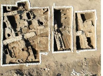 San Giovanni d'Acri: scoperta chiesa bizantina