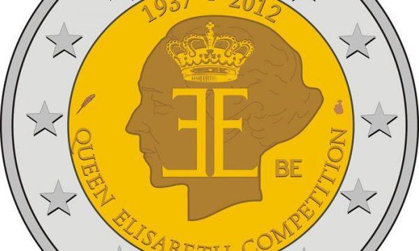 Belgio: 2 euro commemorativo 2012