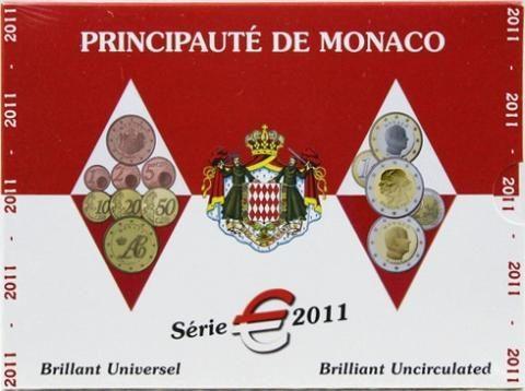 Monaco: serie divisionale 2011