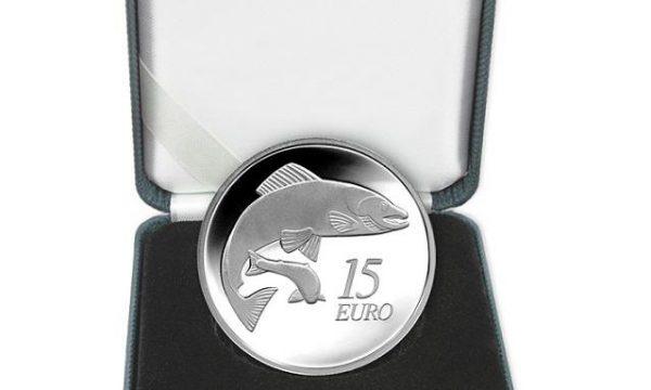 Irlanda, 15 euro proof 2011
