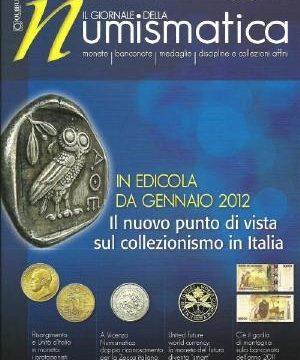 Un nuovo mensile: Il Giornale della Numismatica