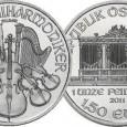 Anche nel 2017 l'Austria ha emesso le ormai tradizionali monete bullion da investimento, tutte con titolo 999‰ e tutte con lo stesso disegno dedicate all'orchestra filarmonica di Vienna (Wiener Philharmoniker). […]