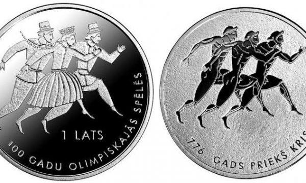 Polemica tra Russia e Lettonia per una moneta