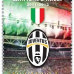 San Marino, francobollo per la Juventus campione d'Italia