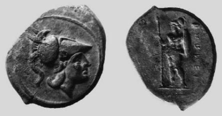 Una moneta inedita dei frentani di Larinum