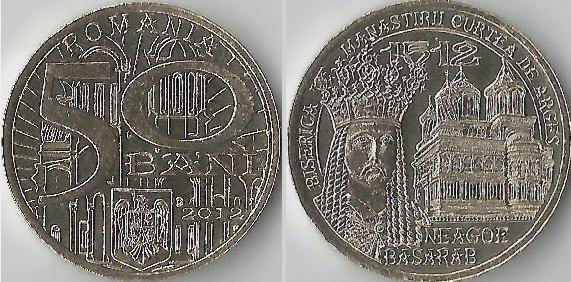 Romania, moneta per il voivoda Basarab V