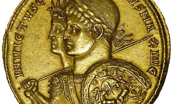 Mostra a Milano e Roma: Costantino 313 d.C.