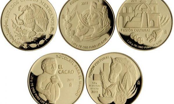 Messico, quattro medaglie in oro per la cultura