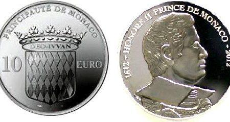 Monaco, moneta per Onorato II
