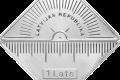 Lettonia, moneta per il Politecnico di Riga