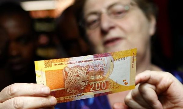 Sudafrica, c'è Mandela sulle nuove banconote