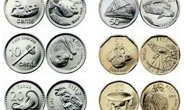 Fiji, arriva la nuova serie di monete ordinarie