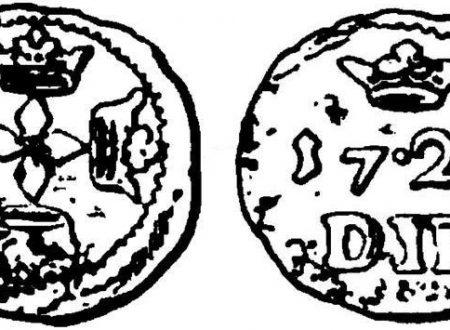 Una moneta di Antonio I di Monaco