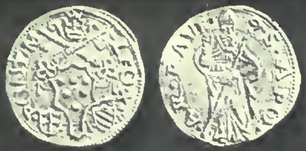 Uno zecchino di Leone X per Ravenna