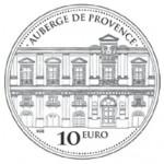 Malta, monete per l'Auberge de Provence