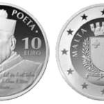 Malta, moneta per Carmelo Psaila