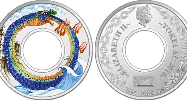 Tokelau, moneta per l'anno del Serpente