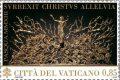 Vaticano, francobollo per la Pasqua 2013