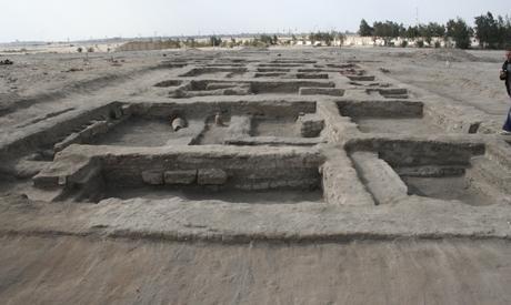 Egitto, scoperte botteghe di 1800 anni fa