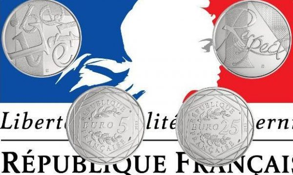 Francia, programma numismatico 2017