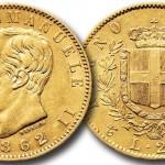 I marenghi del Regno d'Italia (1861-1923)