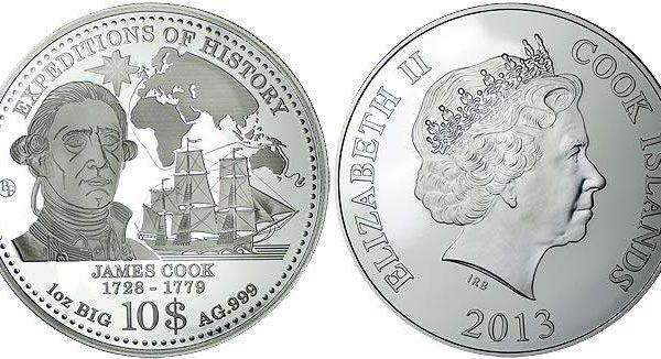 L'oncia d'argento più larga del mondo