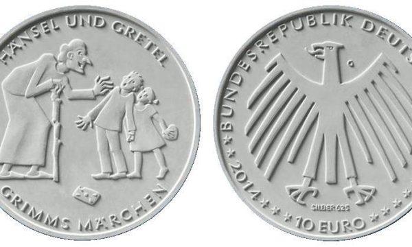 Germania, moneta per Hänsel e Gretel