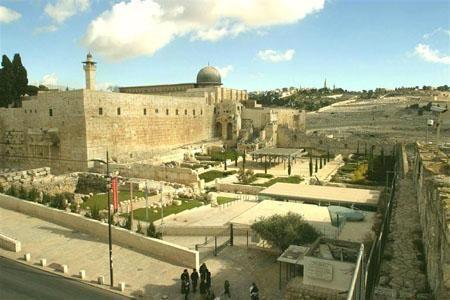 Gerusalemme, trovati reperti dell'assedio romano