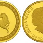Australia, sei monete per l'anno del Cavallo