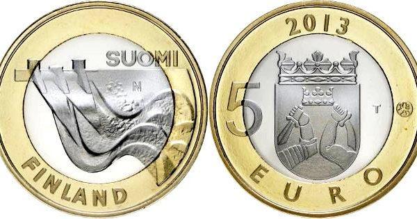 Finlandia, 5 euro per la diga di Imatra