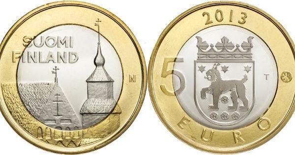 Finlandia, 5 euro per la chiesa di Janakkala