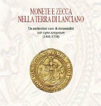 Libro sulla zecca e le monete di Lanciano
