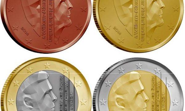 Paesi Bassi, programma numismatico 2018