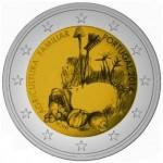 Portogallo, 2 euro commemorativo 2014 (agricoltura)