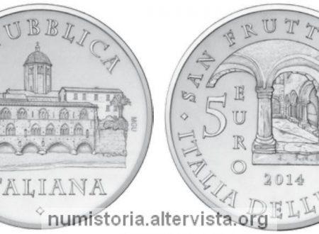 Italia, 5 euro per l'abbazia di San Fruttuoso