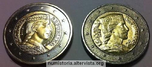 In Lettonia già circolano euro falsi