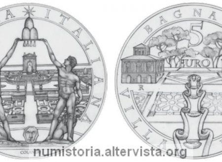 Italia, 5 euro per Villa Lante di Bagnaia