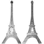 Le Isole Vergini celebrano la torre Eiffel